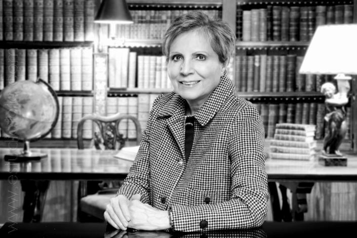 Retrato Profesora Escritora